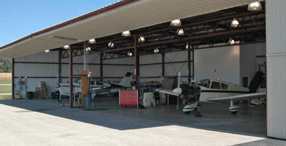 Aircraft Maintenance at Galt Airport